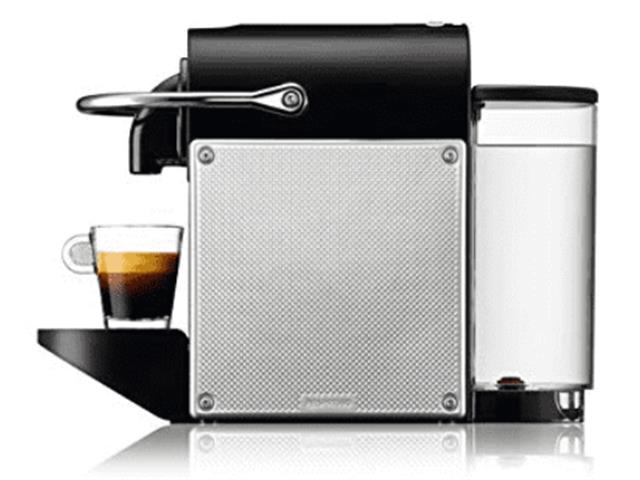 Cafeteira Nespresso Automática Pixie D60 Alumínio - 6