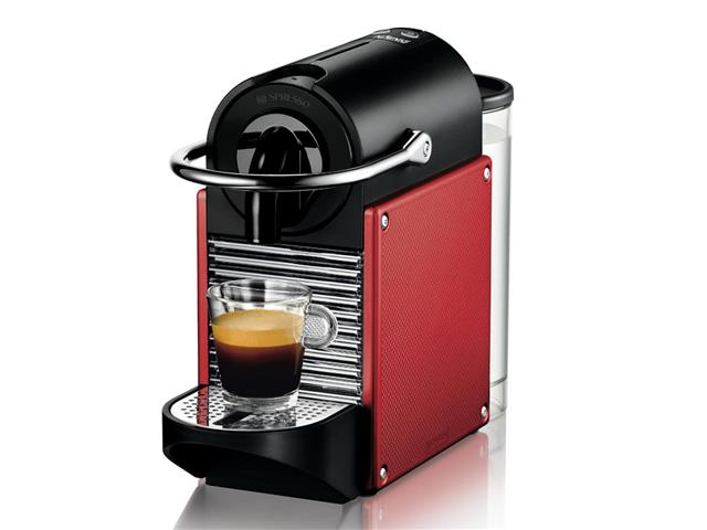 Cafeteira Nespresso Automática Pixie D60 Vermelho Carmine - 1