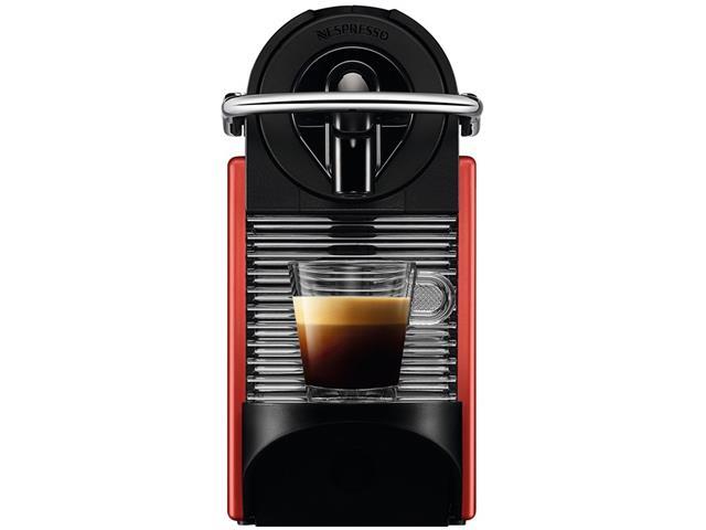 Cafeteira Nespresso Automática Pixie D60 Vermelho Carmine - 2