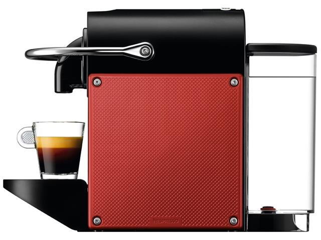 Cafeteira Nespresso Automática Pixie D60 Vermelho Carmine - 4
