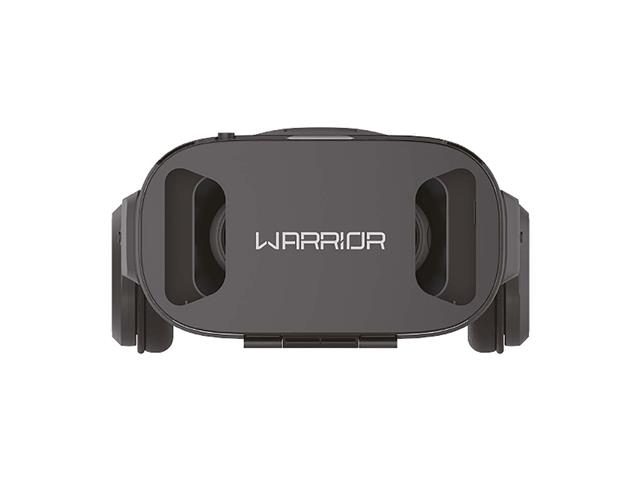 Óculos 3D Realidade Virtual Multilaser com Headphone Warrior - 1