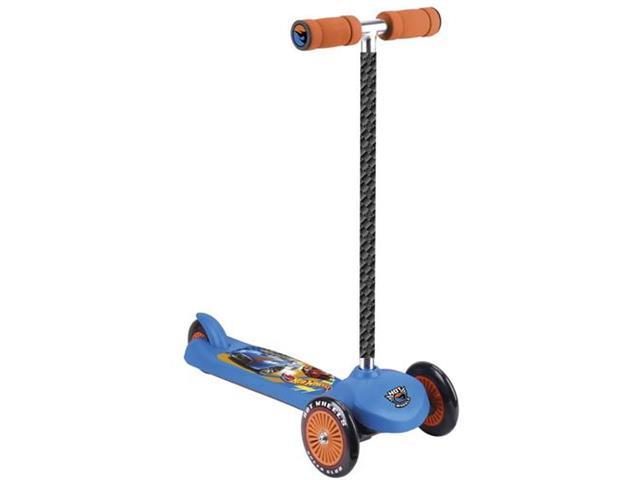 Patinete Radical Hot Wheels 3 Rodas