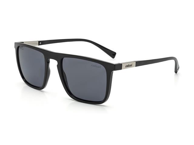 Óculos Sol Colcci Martin Preto Lente Cinza Polarizado