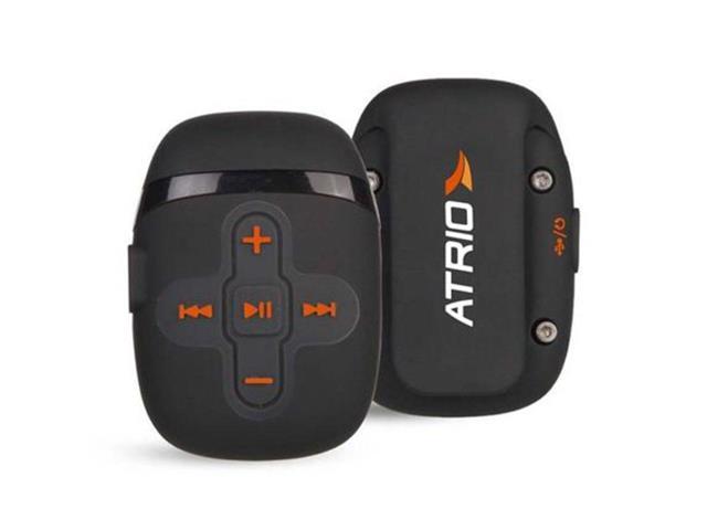MP3 Player Atrio Sport à Prova D'água com Fone de Ouvido - 1