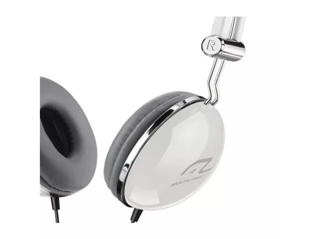 Headphone Multilaser Pop P2 Branco - 1