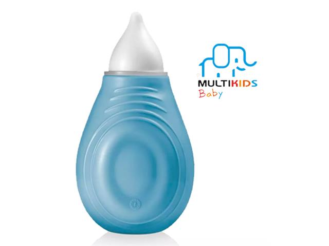 Aspirador Nasal para Bebê Multikids Azul