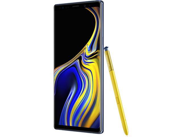 "Smartphone Samsung Galaxy Note 9 Duos 4G 128GB Tela 6.4""Câm.12MP Azul - 5"