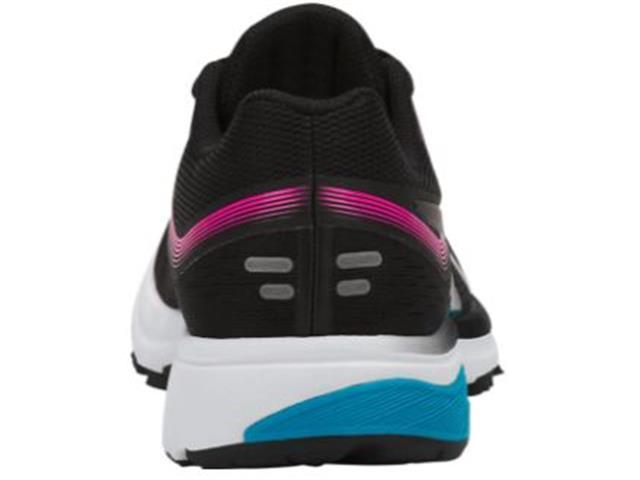 Tênis Asics Gt-1000 7 Black/Pink Glo - 1