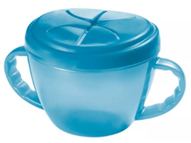 Porta Biscoitinhos Multikids Azul