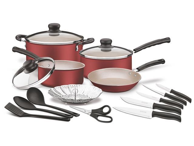 Kit para Cozinha Tramontina 14 Peças