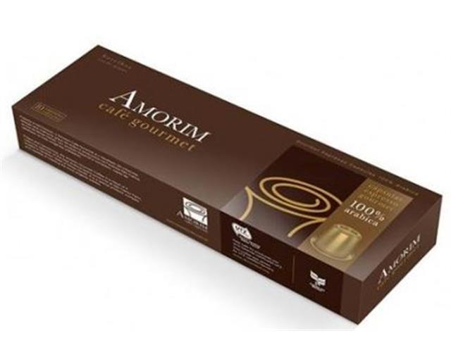 Café Amorim Cápsulas c/ 10 (24 unidades)