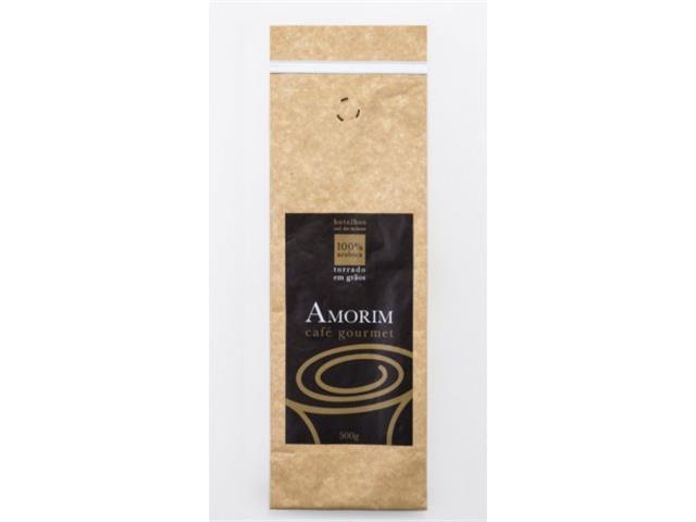 Café Amorim Torrado em Grãos 500g(12 unidades)