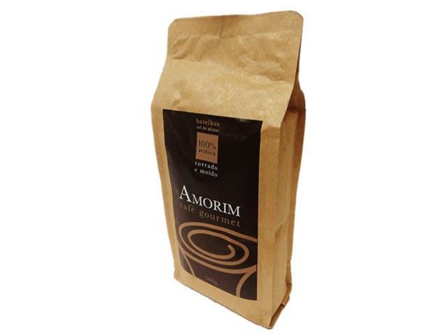 Café Amorim Torrado e Moído 500g(12 unidades)