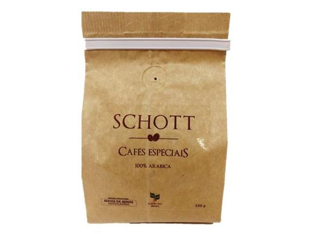 Café em Graos Schott 250g(20 unidades) - 1