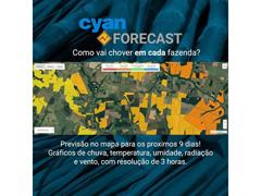 Módulo Forecast e Fire - Cyan - 0