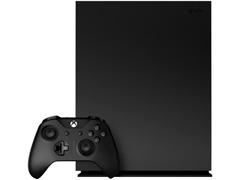 Console Microsoft Xbox One X 1TB 4K HD - 3