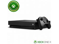 Console Microsoft Xbox One X 1TB 4K HD - 0