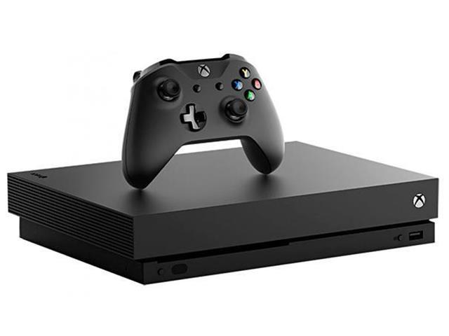 Console Microsoft Xbox One X 1TB 4K HD - 2