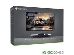 Console Microsoft Xbox One X 1TB 4K HD - 7