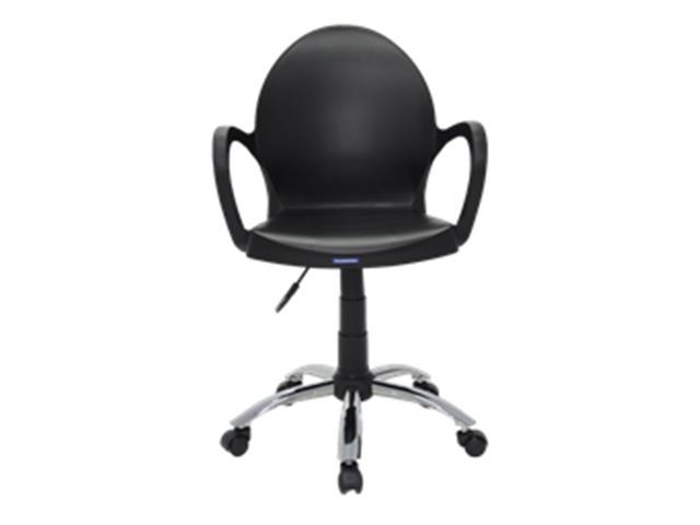 Cadeira com braços e rodizioTramontina Grace