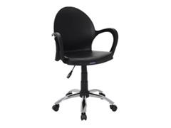 Cadeira com braços e rodizioTramontina Grace - 1