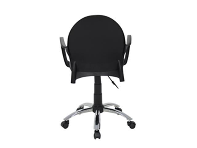 Cadeira com braços e rodizioTramontina Grace - 4