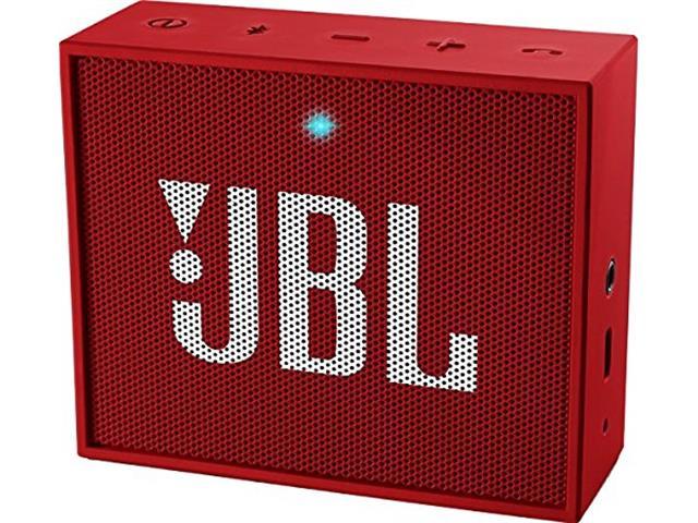 Caixa De Som Bluetooth JBL Go Vermelha