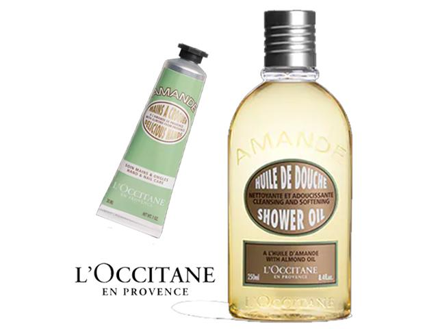 Combo L'Occitane en Provence Amêndoa