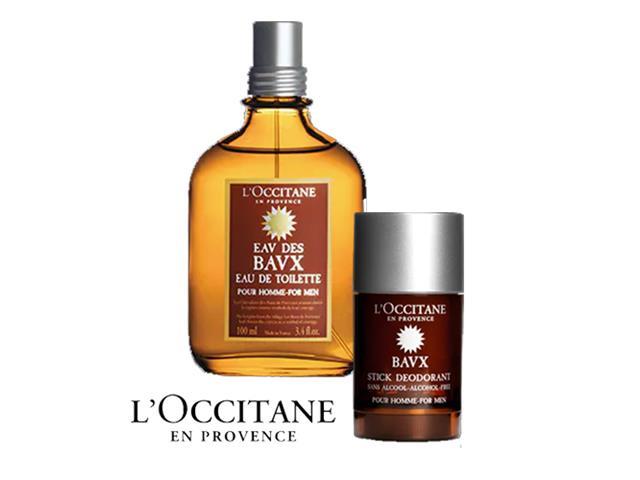 Combo L'Occitane en Provence Eau De Baux