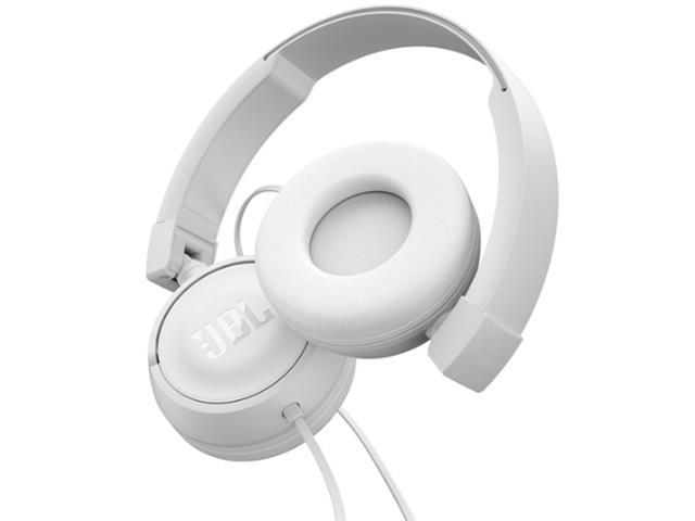 Fone De Ouvido JBL T450 Branco - 2