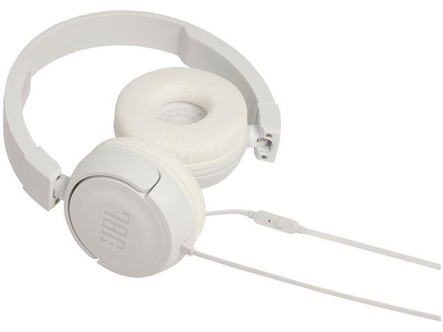 Fone de Ouvido JBL T450 Branco - 4