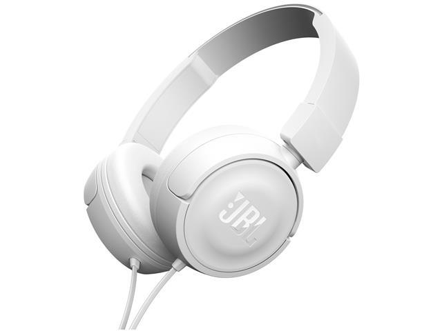 Fone de Ouvido JBL T450 Branco - 1