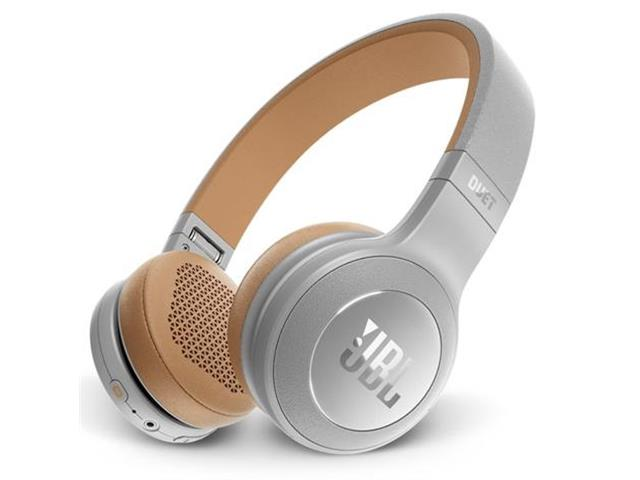 Fone de Ouvido Bluetooth JBL DuetBT Cinza JBLDUETBTGRY