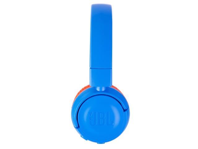 Fone de Ouvido Infantil JBL JR 300 BT Azul - 3