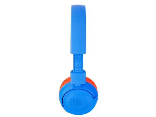Fone de Ouvido Infantil JBL JR 300 BT Azul - 4