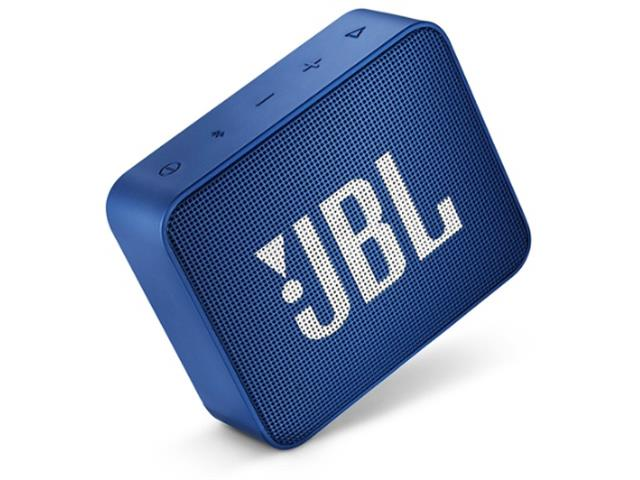 Caixa De Som Bluetooth JBL GO 2 Azul - 1