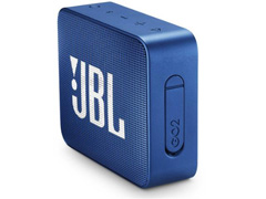Caixa De Som Bluetooth JBL GO 2 Azul - 2