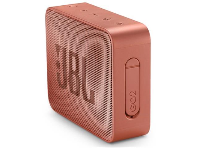 Caixa de Som Bluetooth JBL GO 2 Cinnamon - 2