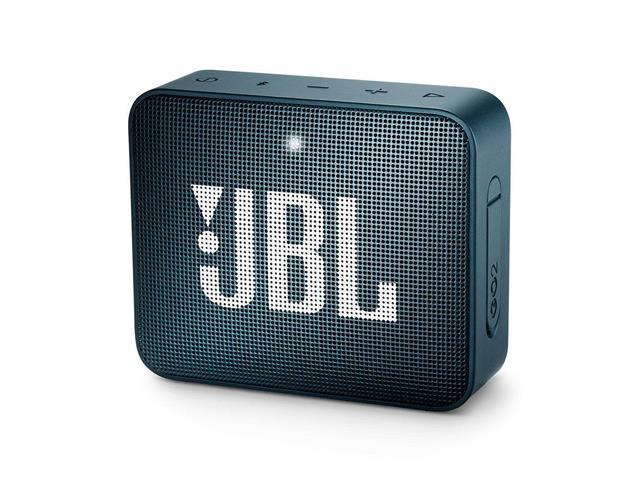 Caixa De Som Bluetooth JBL GO 2 Navy