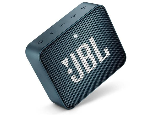 Caixa De Som Bluetooth JBL GO 2 Navy - 1