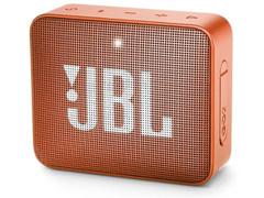 Caixa de Som Bluetooth JBL GO 2 Laranja
