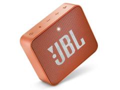 Caixa de Som Bluetooth JBL GO 2 Laranja - 1