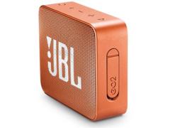 Caixa de Som Bluetooth JBL GO 2 Laranja - 2
