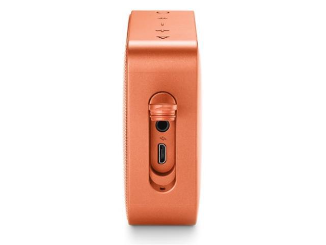 Caixa de Som Bluetooth JBL GO 2 Laranja - 3