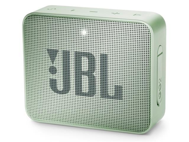 Caixa De Som Bluetooth JBL GO 2 Verde