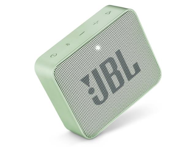Caixa De Som Bluetooth JBL GO 2 Verde - 1