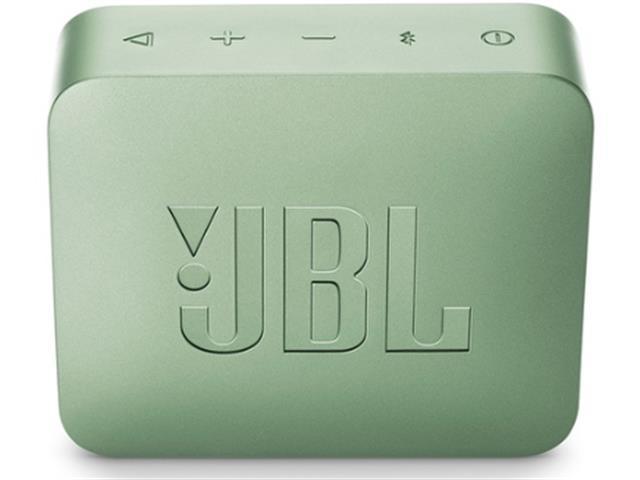 Caixa De Som Bluetooth JBL GO 2 Verde - 4
