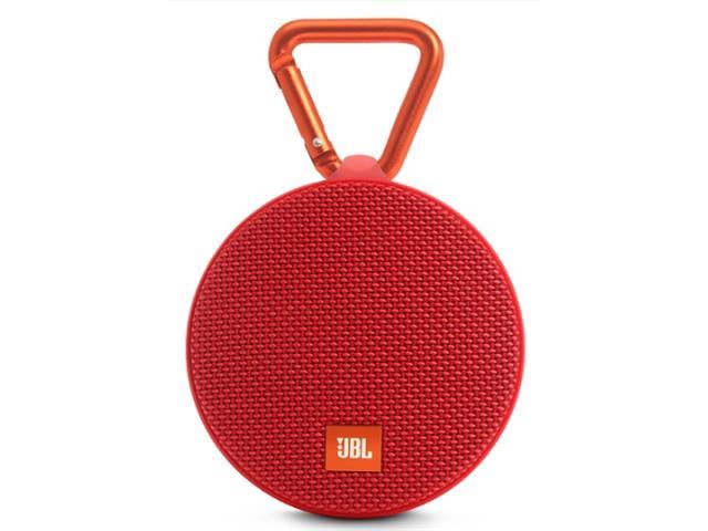 Caixa De Som Bluetooth JBL Clip 2 Vermelha