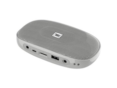 Caixa De Som Bluetooth JBL Tune Prata - 1