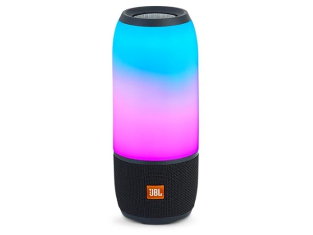Caixa de Som Bluetooth JBL Pulse 3 Preta